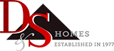 D&S Homes Logo